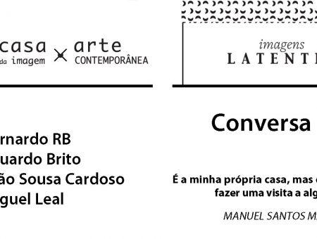 IMAGENS LATENTES – Conversa #01