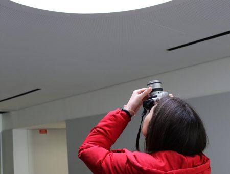 """Curso Fotografia: """"Da câmara escura à câmara reflex"""""""