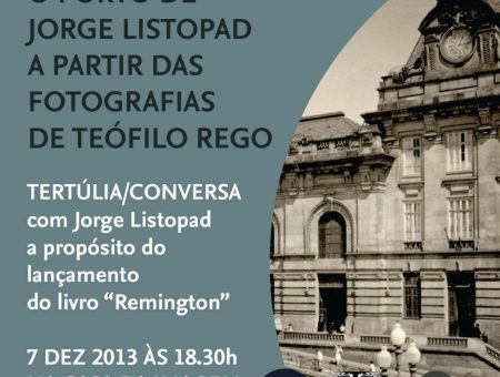 O Porto de Jorge Listopad